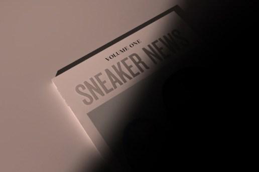 Sneaker News Volume One