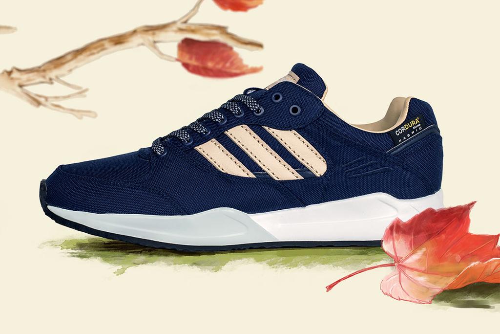 "Sneakersnstuff x adidas Originals Tech Super ""Autumn Stories"""