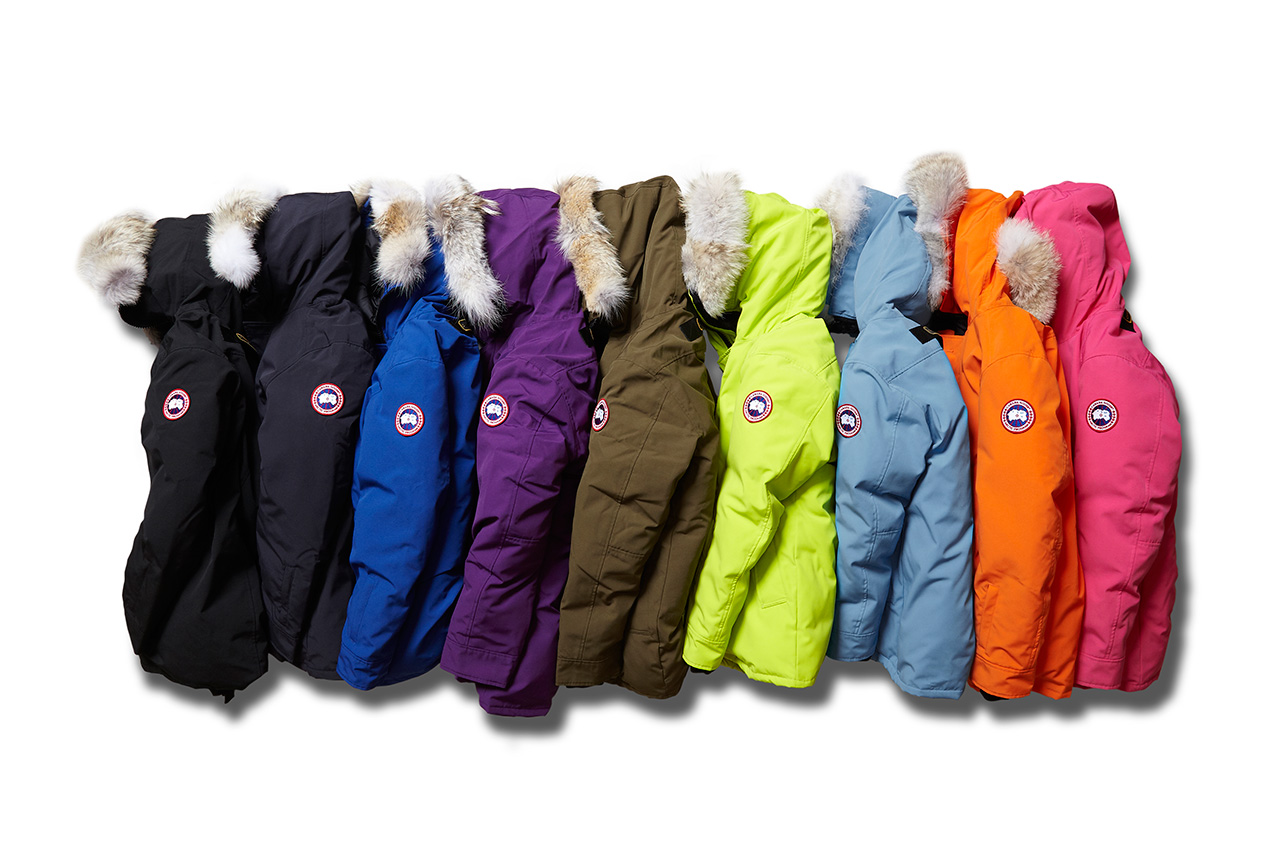 SOPH. for Canada Goose 2014 Capsule Collection