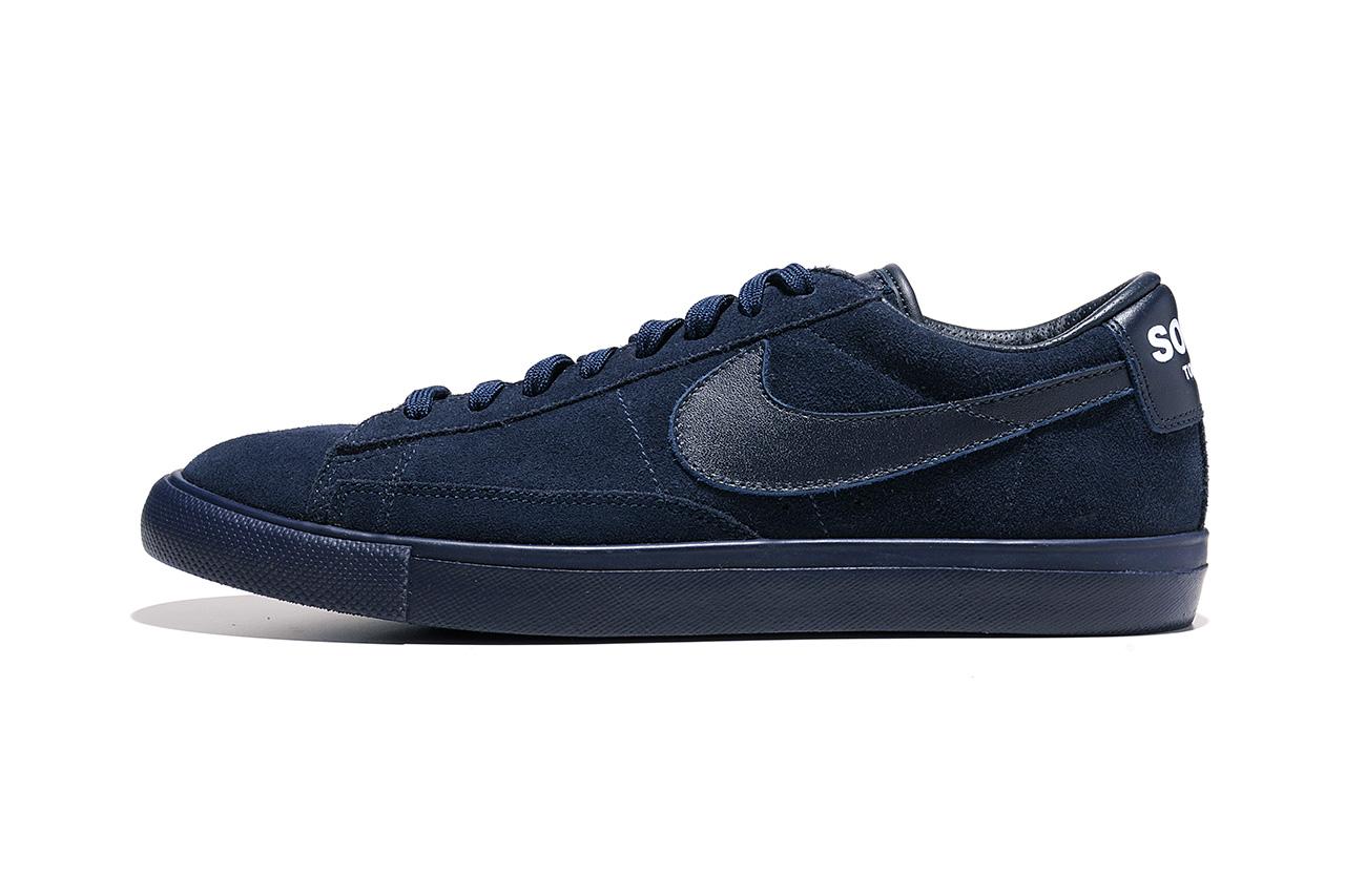 SOPHNET. x Nike 15th Anniversary Blazer Low