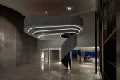 Spiral Pod Staircase by Foster Lomas Architects