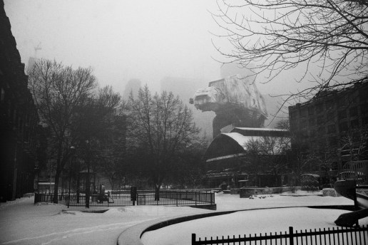 Star Wars Descends Upon Real Life in Thomas Dagg's Surreal Photos