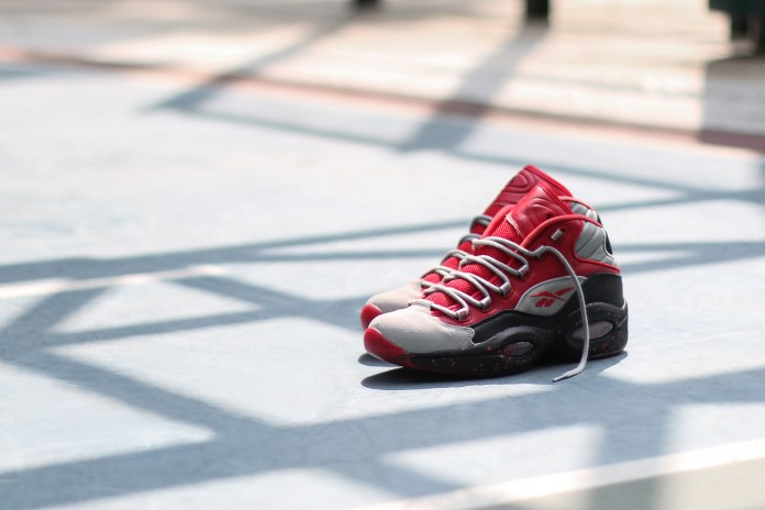 Stash x Reebok 2014 Fall Question Mid