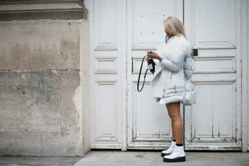 Streetsnaps: Paris Fashion Week September 2014 Part 2