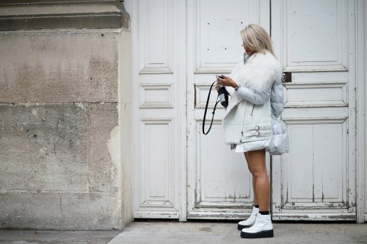 Streetsnaps: Paris Fashion Week September 2014 Part 2