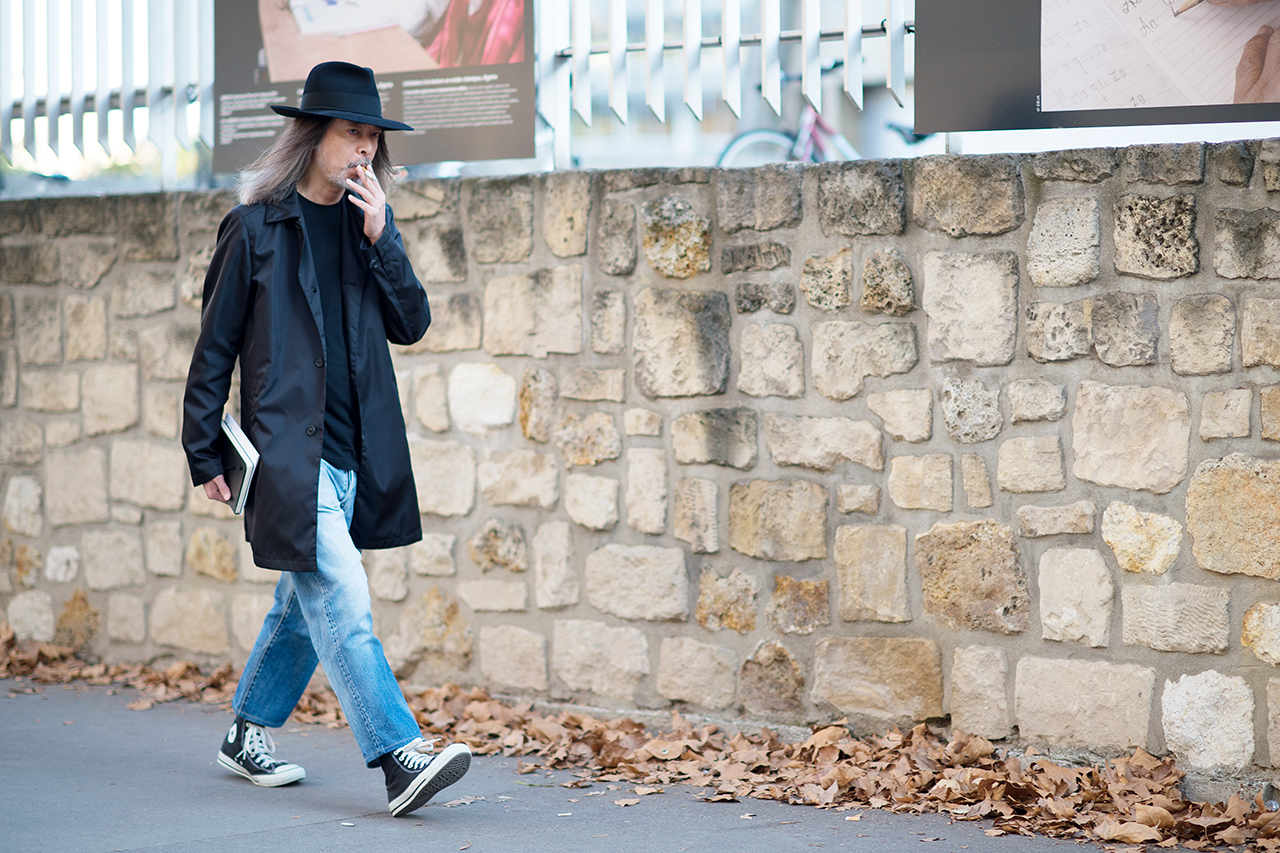 Streetsnaps Paris Fashion Week October 2014 Part 3