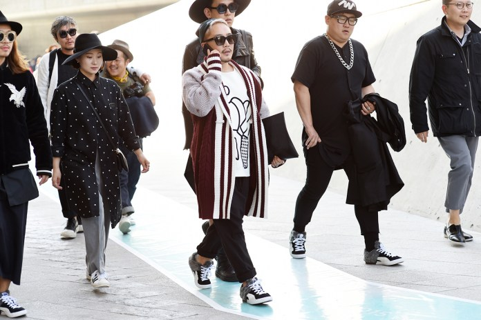 Streetsnaps: Seoul Fashion Week 2015 Spring/Summer Part 2