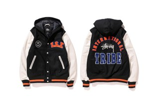 Stussy Goes Back to Its Roots with the IST Varsity Jacket