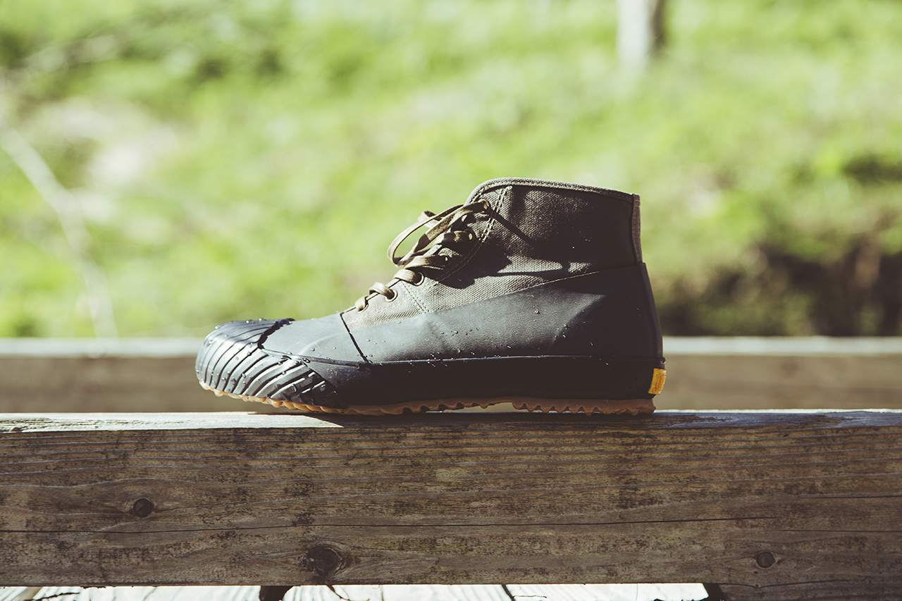 STUSSY Livin' GENERAL STORE x MoonStar 2014 Fall/Winter Rain Boots