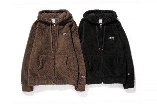 Stussy x Champion Japan 2014 Fall/Winter Fleece Collection