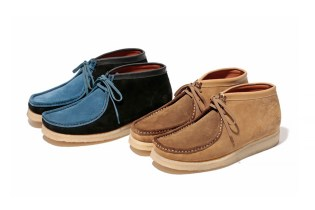 Stussy x Padmore & Barnes 2014 Fall/Winter P405 Original Boot