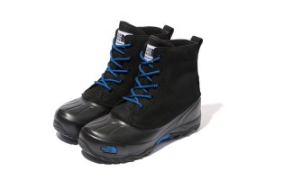Stussy x The North Face 2014 Fall/Winter Snow Shot 6-Inch Boot