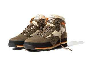 Stussy x Timberland 2014 Fall/Winter Euro Hiker