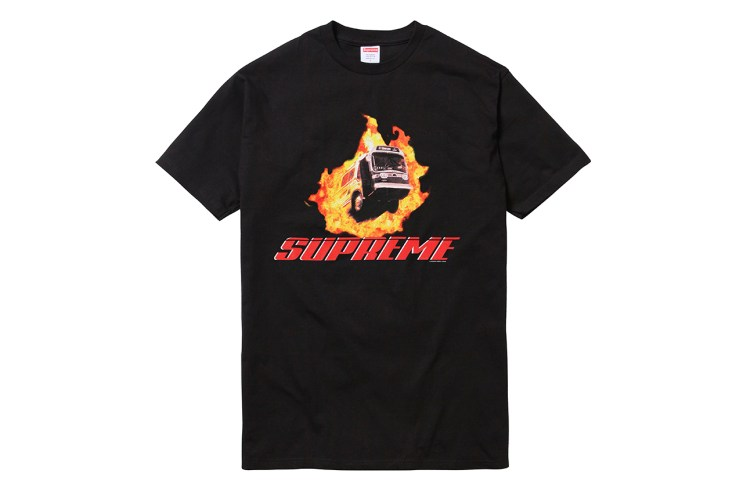 Supreme 2014 Fall Tee Delivery