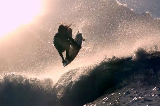 Surfing @ 1000 Frames Per Second Short Film