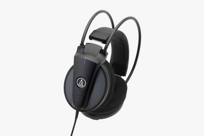 Audio-Technica ATH-DN1000USB Desktop Headphones