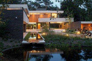 The Dune Villa by HILBERINKBOSCH Architects