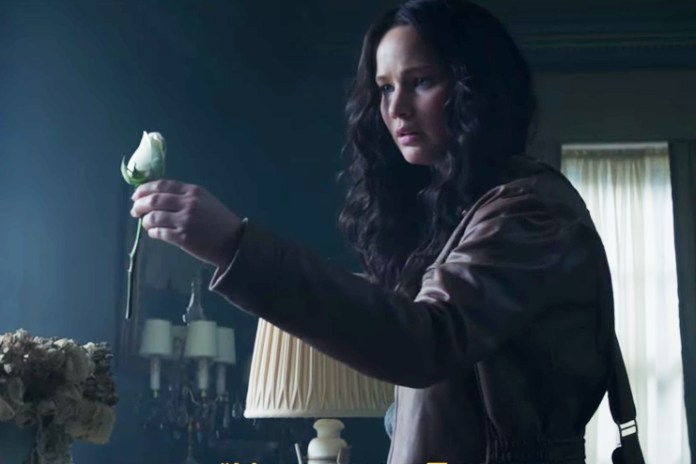 "The Hunger Games: Mockingjay - Part 1 ""Return to District 12"" Trailer"