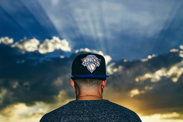 The NBA Launches a Mitchell & Ness Collection Exclusively at LIDS