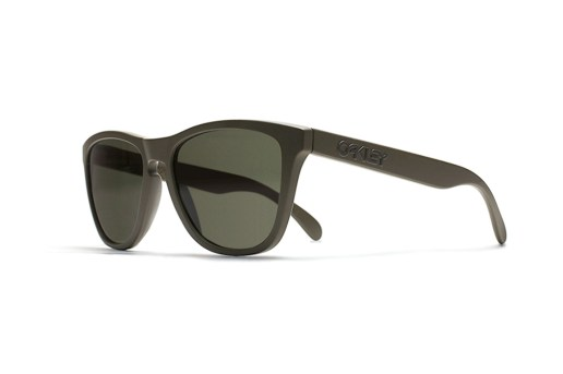 "the POOL aoyama x Oakley Frogskins Matte Moss ""OLIVE"""