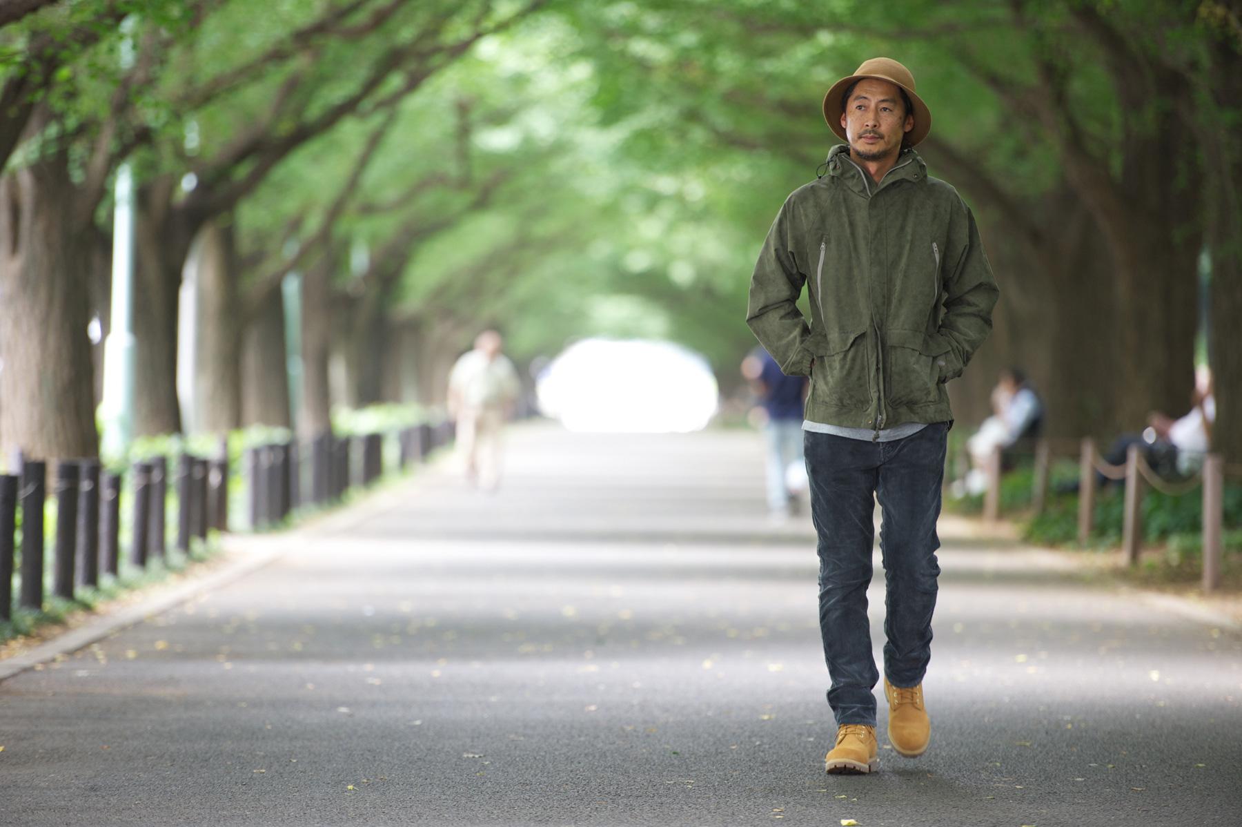 Timberland Mark Makers APAC: Washizu from Japan