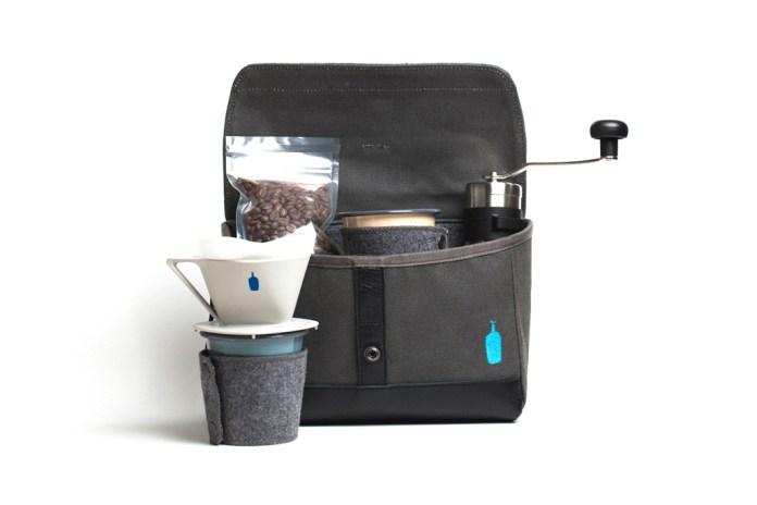 Timbuk2 x Blue Bottle Coffee Travel Brew Kit