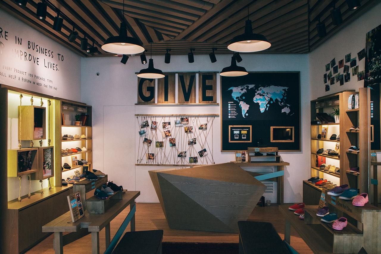 TOMS Hong Kong Flagship Store Opening