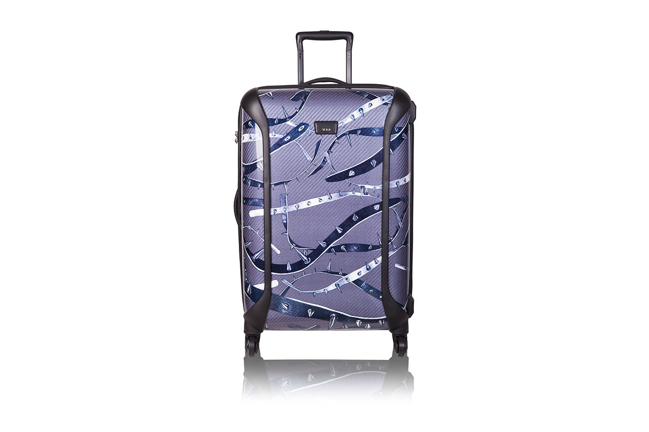 TUMI Launches CHICTOPIA for TUMI by Christine Lau Collection