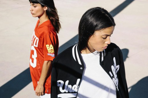 Undefeated 2014 Fall Delivery 2 Lookbook