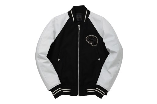 UNDERCOVER 2014 Fall/Winter JUST LIKE HONEYEE Exclusive Varsity Jacket