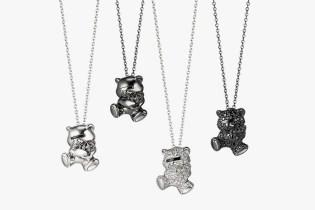 UNDERCOVER × Justin Davis Bear Necklace