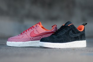A First Look at the UNDFTD x Nike Lunar Force 1 Low