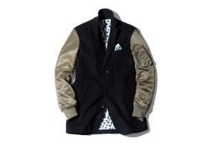 uniform experiment 2014 Fall/Winter MA-1 Long Jacket