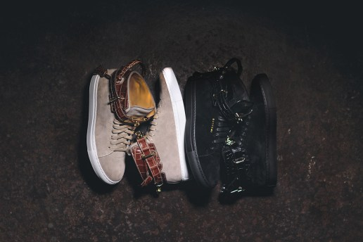 Union x Buscemi 100mm Croc Pack Collection