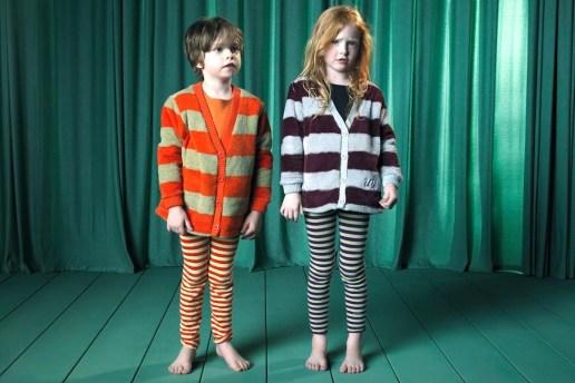 """Uniqlo & UNDERCOVER 2014 """"UU"""" Kids Collection Lookbook"""