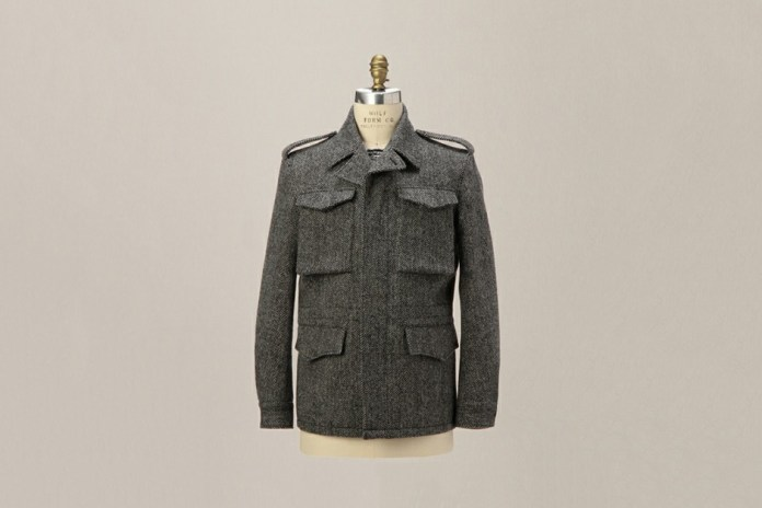 UNITED ARROWS Launches Outerwear Collection with Nick Wooster