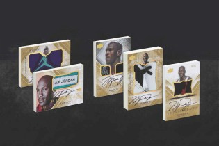 Upper Deck Set to Release Autographed Air Jordan Shoe Cards