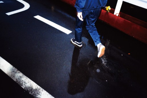 VAINL ARCHIVE x Dickies x SHIPS JET BLUE 2014 Capsule Collection
