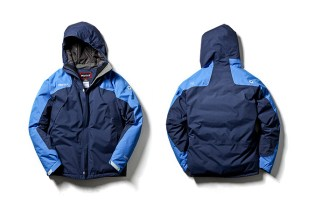 VANQUISH x Marmot 10th Anniversary Never Winter Down Jacket