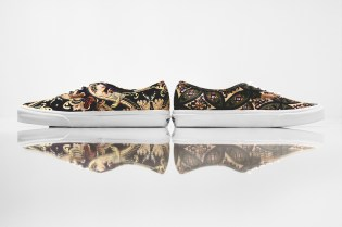 Vans California 2014 Holiday Premium Prints Collection