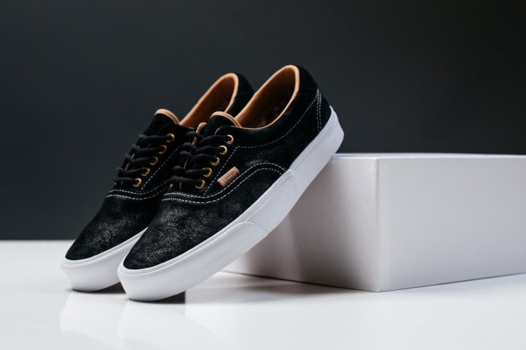 "Vans California Era 59 CA ""Denim Suede"" Collection"
