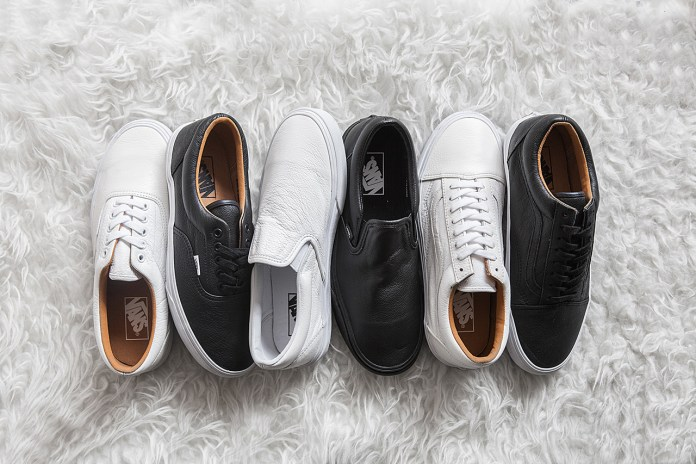 Vans Classics 2014 Holiday Premium Leather Pack