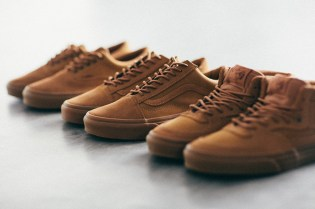 Vans Classics 2014 Holiday Tobacco Pack