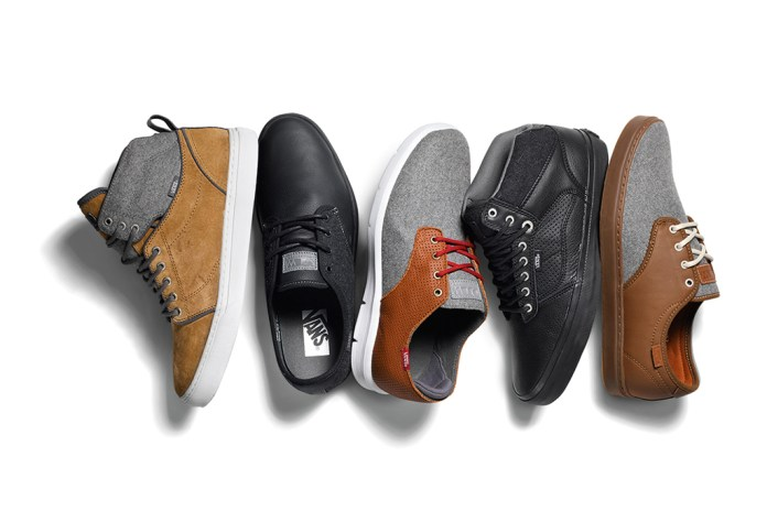 "Vans OTW 2014 Holiday ""Felt"" Pack"
