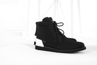 Publish Brand x Vans OTW 2014 Fall Breton Boot SE