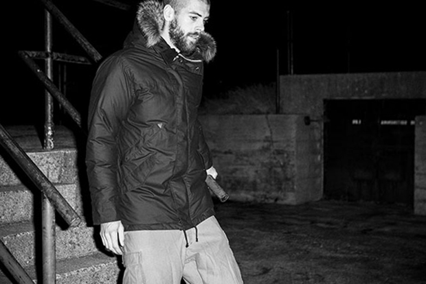 "wings+horns x Canada Goose ""Decade Parka"""