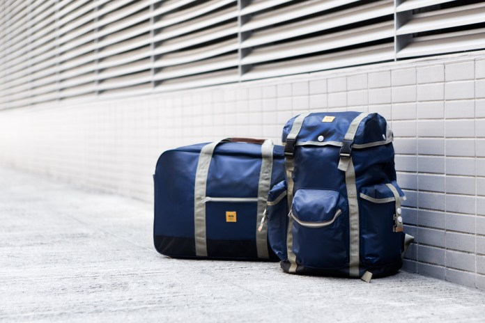 Wood Wood 2014 Fall/Winter Travel Bags