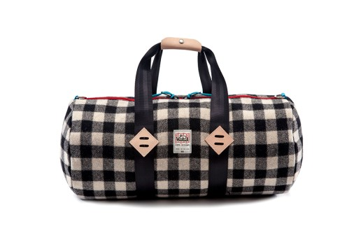 Woolrich for Topo 2014 Fall/Winter Accessories Collection