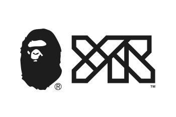 YR Store x A Bathing Ape Custom T-Shirts at Selfridges