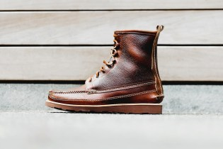 Yuketen 2014 Fall/Winter Maine Guide Boots